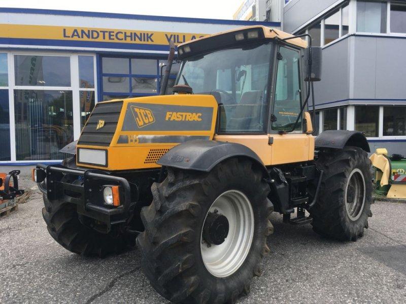 Traktor des Typs JCB 155 turbo, Gebrauchtmaschine in Villach (Bild 1)