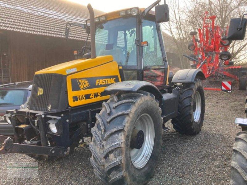 Traktor des Typs JCB 2115 4WS 50 km/h, Gebrauchtmaschine in Kanzach (Bild 1)
