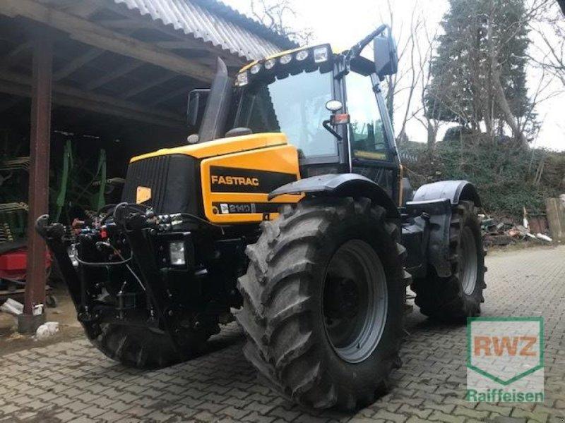 Traktor des Typs JCB 2140 4WS, Gebrauchtmaschine in Wipperfürth (Bild 1)