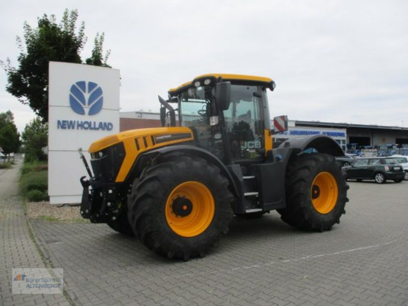 Traktor des Typs JCB 4220 Fastrac, Gebrauchtmaschine in Altenberge (Bild 1)