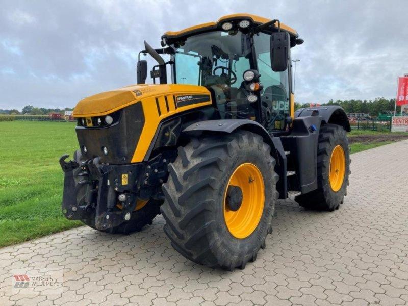 Traktor des Typs JCB 4220 V-TRONIC 60 KM/H, Gebrauchtmaschine in Oyten (Bild 1)