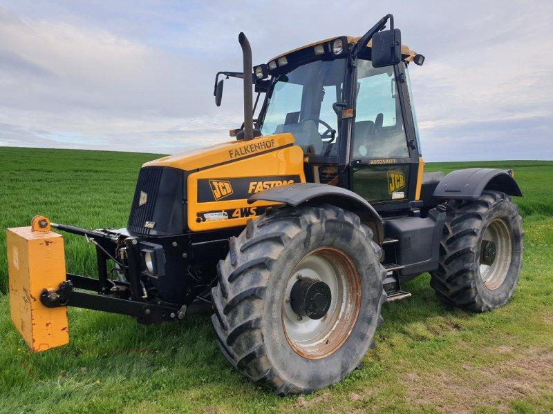 Traktor типа JCB Fastrac 2135  4WS, Gebrauchtmaschine в Ehekirchen (Фотография 1)