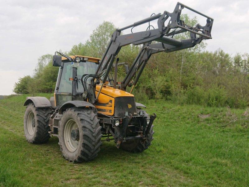 Traktor des Typs JCB Fastrac 2135  4WS, Gebrauchtmaschine in Leutershausen (Bild 1)
