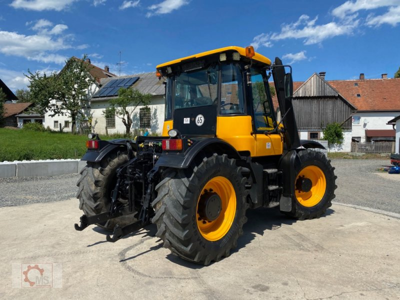 Traktor des Typs JCB Fastrac 3220-80 Plus, Gebrauchtmaschine in Tiefenbach (Bild 10)