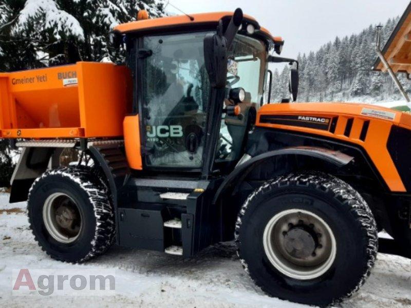 Traktor des Typs JCB Fastrac 4190, Gebrauchtmaschine in Meißenheim-Kürzell (Bild 1)