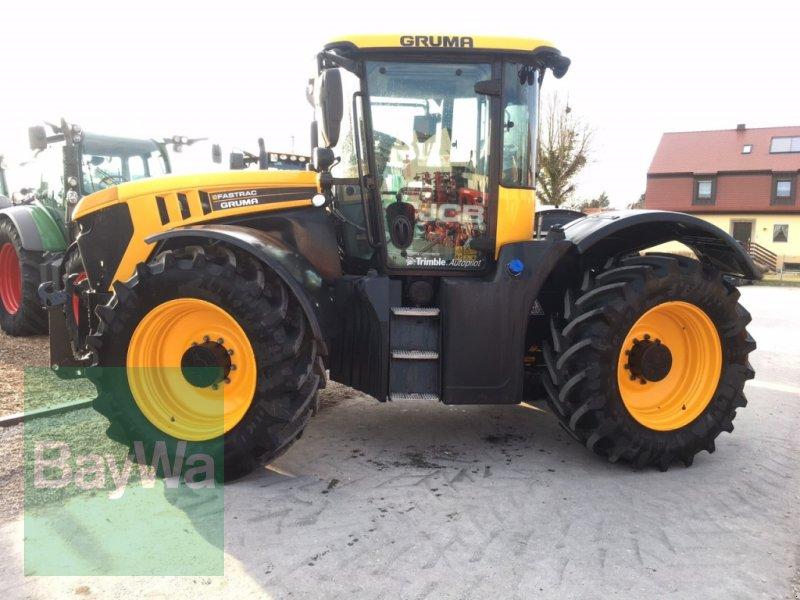 Traktor des Typs JCB Fastrac 4220 mit GPS-Vorrüstung, Gebrauchtmaschine in Dinkelsbühl (Bild 8)