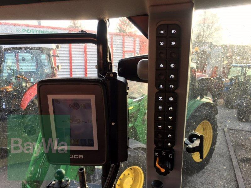 Traktor des Typs JCB Fastrac 4220 mit GPS-Vorrüstung, Gebrauchtmaschine in Dinkelsbühl (Bild 15)