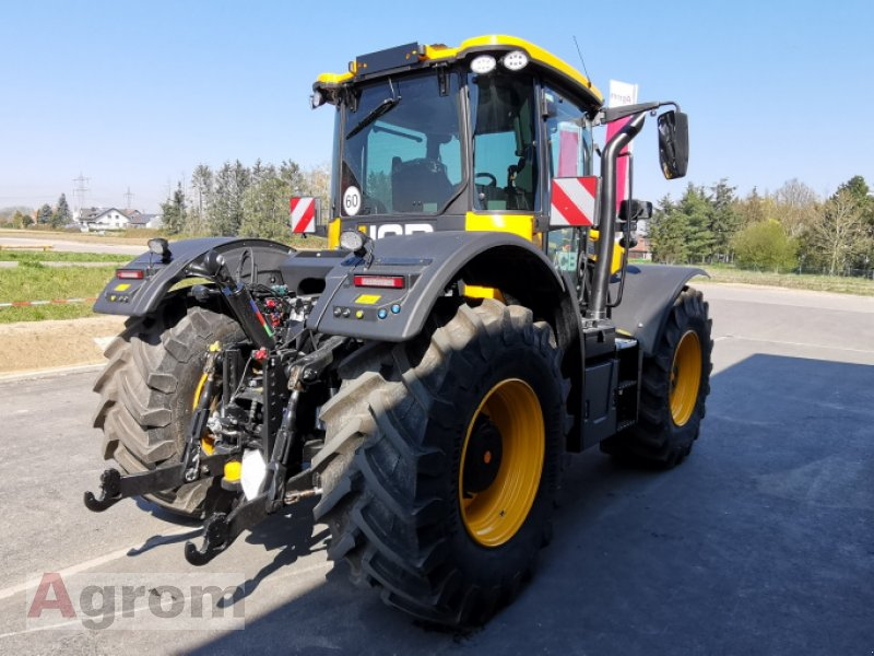 Traktor a típus JCB Fastrac 4220, Neumaschine ekkor: Kürzell (Kép 5)