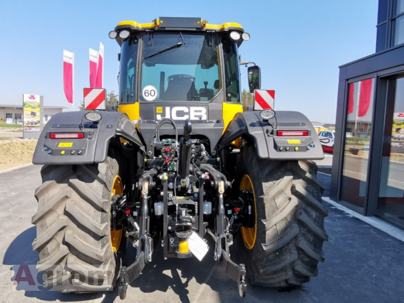 Traktor a típus JCB Fastrac 4220, Neumaschine ekkor: Kürzell (Kép 2)