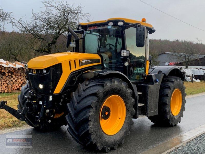 Traktor des Typs JCB Fastrac 4220, Gebrauchtmaschine in Lichtenfels (Bild 3)