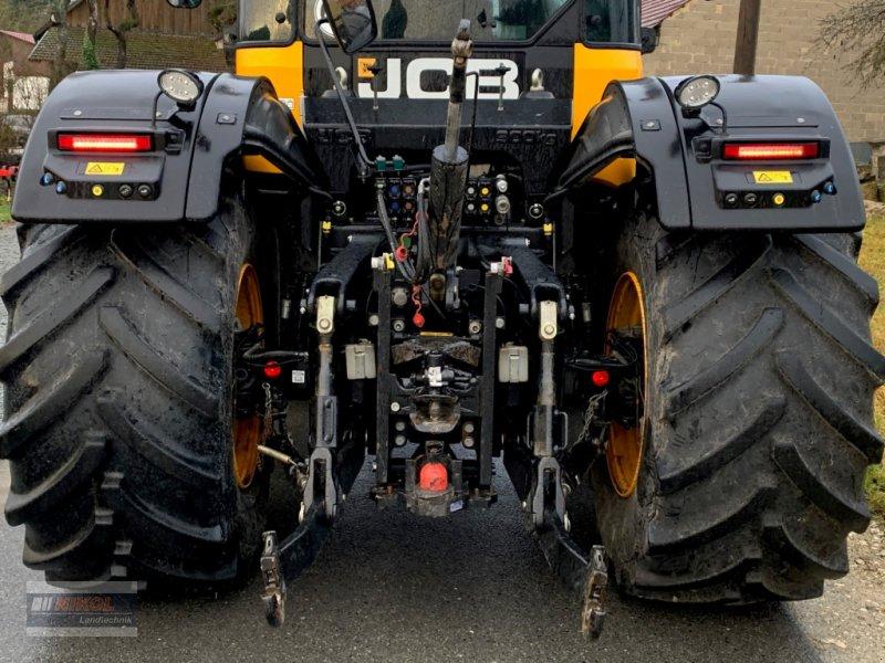 Traktor des Typs JCB Fastrac 4220, Gebrauchtmaschine in Lichtenfels (Bild 8)