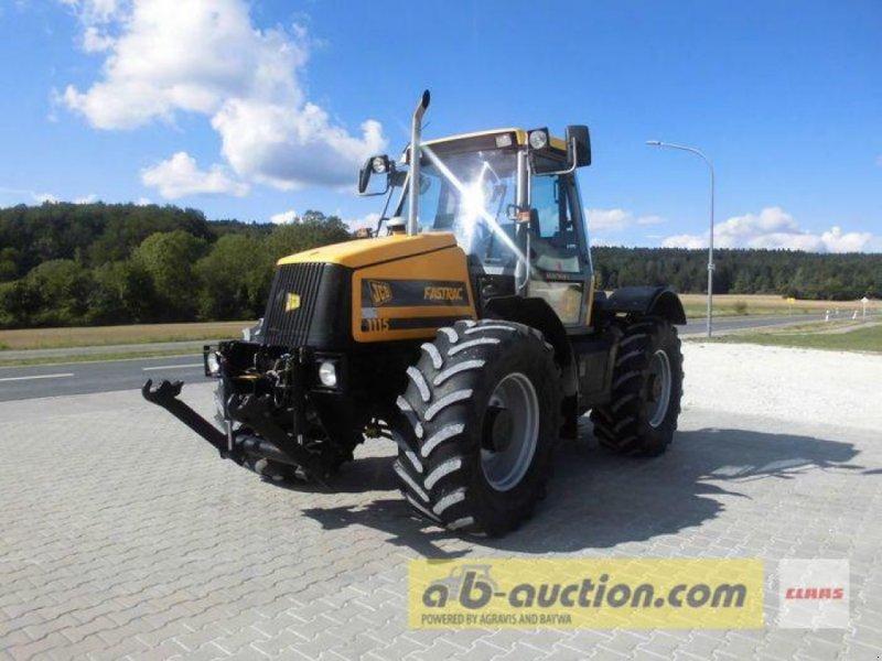 Traktor des Typs JCB FASTTRAC 1115, Gebrauchtmaschine in Schwend (Bild 2)