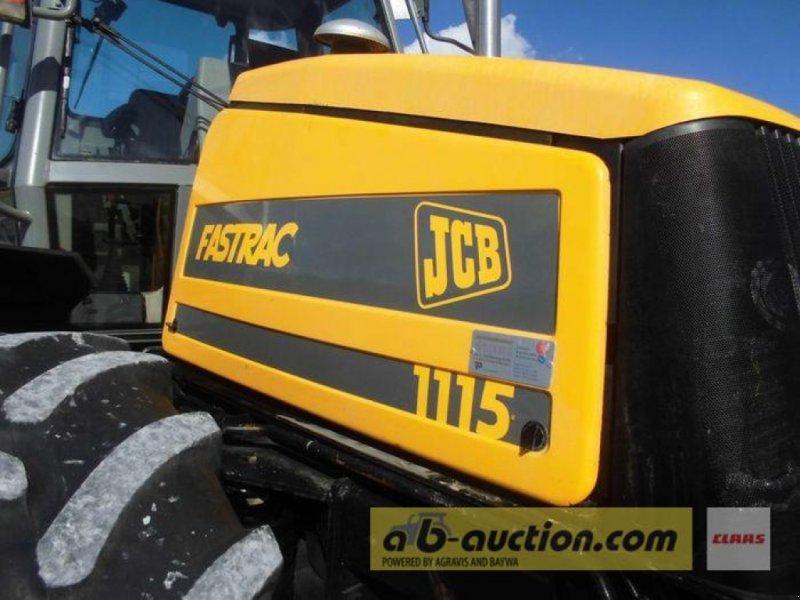 Traktor des Typs JCB FASTTRAC 1115, Gebrauchtmaschine in Schwend (Bild 14)
