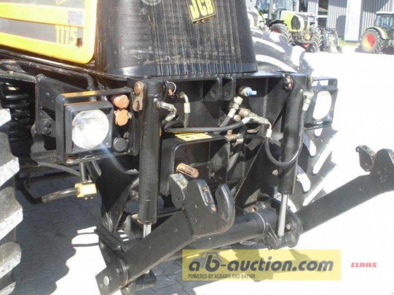 Traktor des Typs JCB FASTTRAC 1115, Gebrauchtmaschine in Schwend (Bild 15)