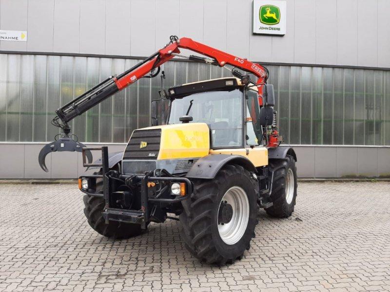 Traktor des Typs JCB JCB 175 MIT FASSI F40, Gebrauchtmaschine in Sittensen (Bild 1)