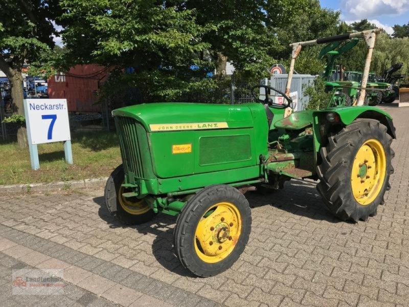 Traktor des Typs John Deere - Lanz 100, Gebrauchtmaschine in Marl (Bild 1)