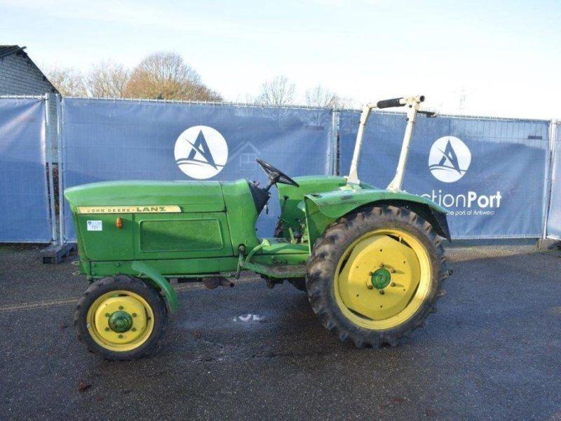 Traktor типа John Deere 100 Lanz, Gebrauchtmaschine в Antwerpen (Фотография 1)