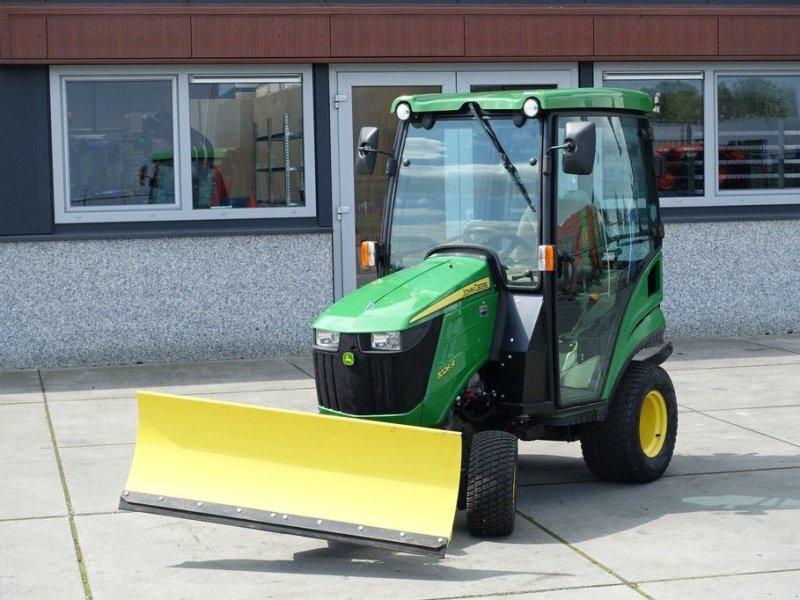 Traktor a típus John Deere 1026R 4wd HST / 0356 Draaiuren / Cabine, Fronthef, Frontschuif, Gebrauchtmaschine ekkor: Swifterband (Kép 1)