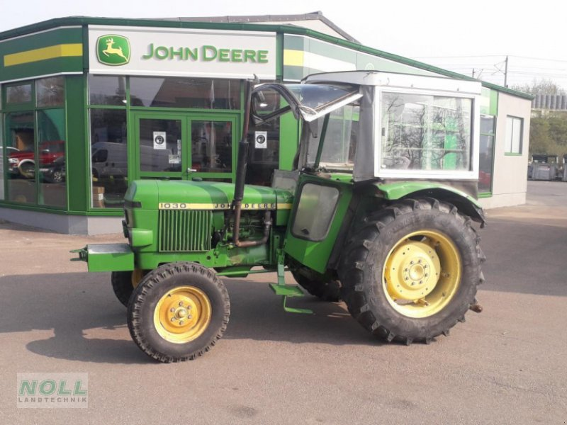 Traktor a típus John Deere 1030, Gebrauchtmaschine ekkor: Limburg (Kép 1)