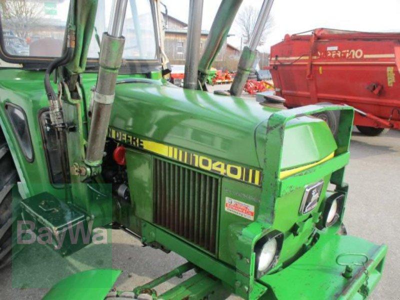 Traktor des Typs John Deere 1040  ##481, Gebrauchtmaschine in Schönau b.Tuntenhausen (Bild 10)