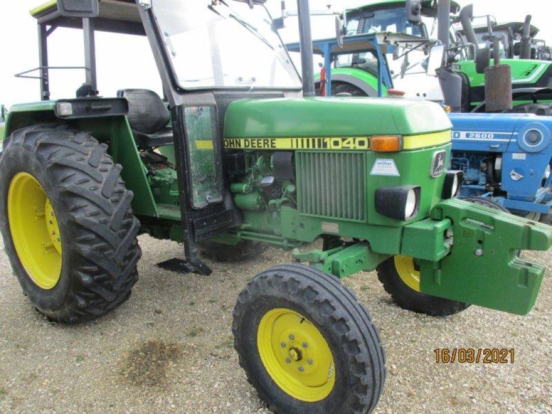 Traktor des Typs John Deere 1040 Synchro, Gebrauchtmaschine in Lengnau (Bild 1)