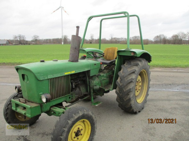 Traktor des Typs John Deere 1120 S, Gebrauchtmaschine in Wettringen (Bild 1)