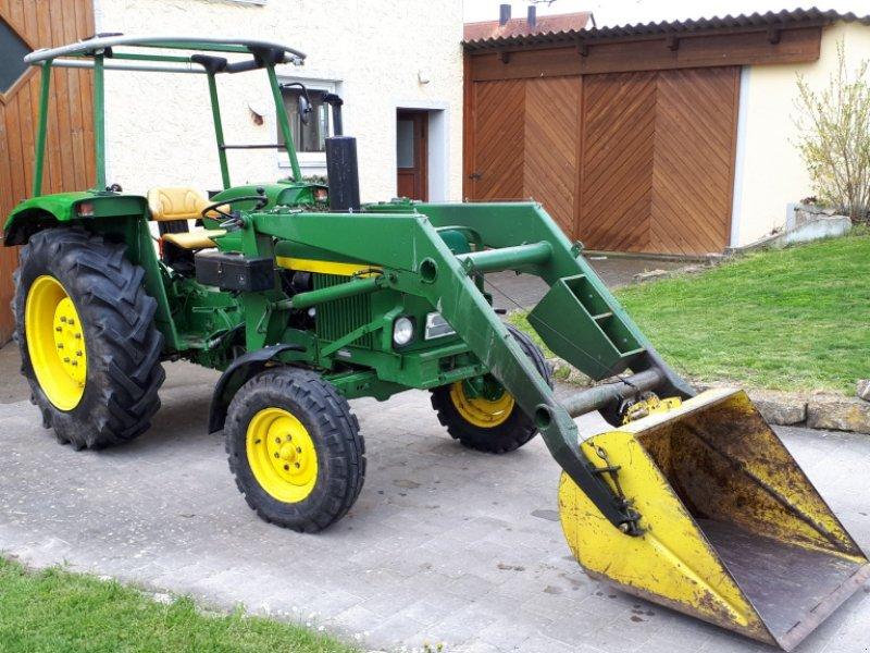 Traktor des Typs John Deere 1130, Gebrauchtmaschine in Lehrberg (Bild 1)