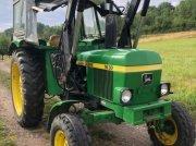 Traktor типа John Deere 1630 S, Gebrauchtmaschine в Lindenfels-Glattbach