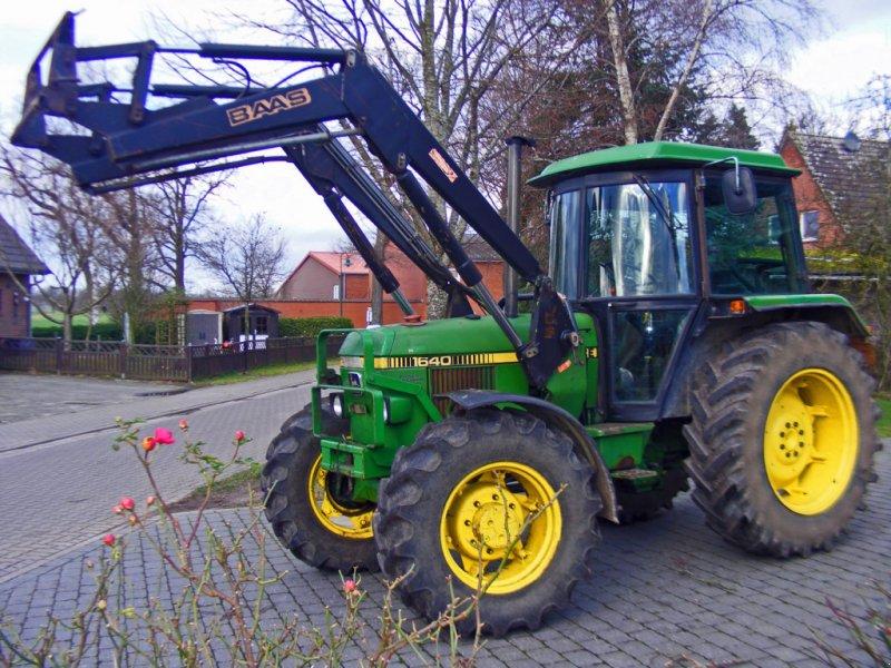 Traktor tipa John Deere 1640+ Frontlader, Gebrauchtmaschine u Kutenholz (Slika 1)