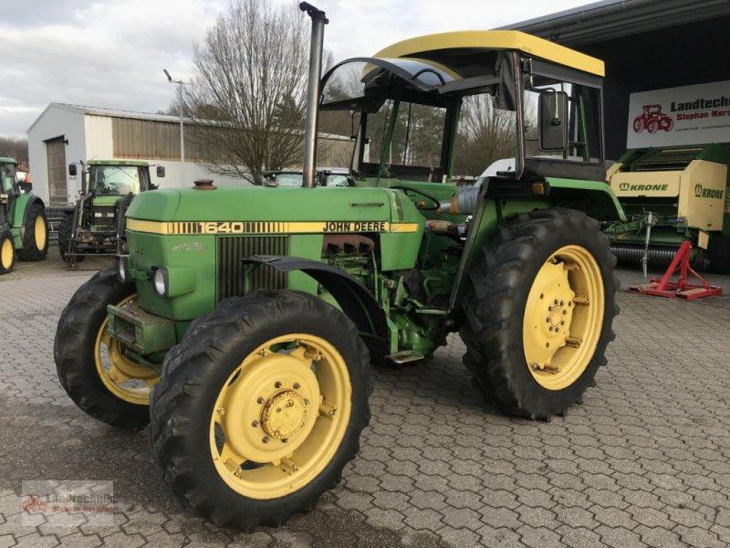 Traktor a típus John Deere 1640 Power Synchron, Gebrauchtmaschine ekkor: Marl (Kép 1)