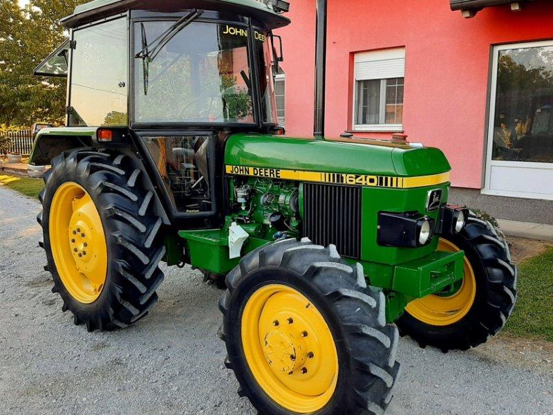 Traktor tipa John Deere 1640 SG 2, Gebrauchtmaschine u Garčin (Slika 1)