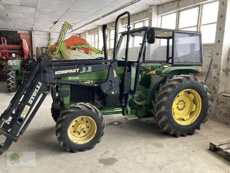 Traktor типа John Deere 1850 N *Stoll Frontlader*, Gebrauchtmaschine в Salsitz (Фотография 1)