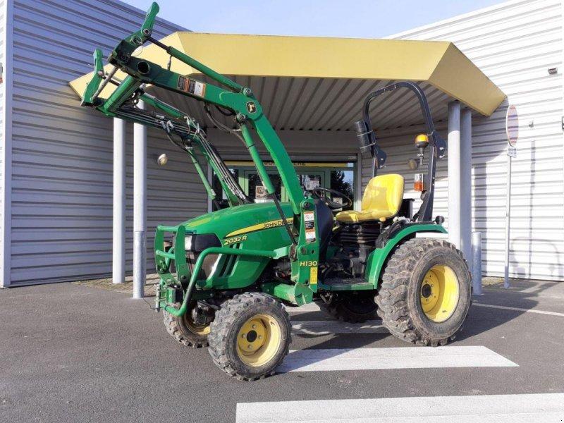 Traktor a típus John Deere 2032 R +  H130, Gebrauchtmaschine ekkor: NOYANT (Kép 1)