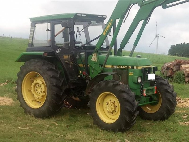 Traktor типа John Deere 2040 AS, Gebrauchtmaschine в Münchberg (Фотография 1)