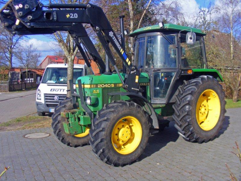 Traktor типа John Deere 2040+ Frontlader, Gebrauchtmaschine в Kutenholz (Фотография 1)