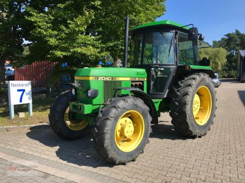 Traktor typu John Deere 2040, Gebrauchtmaschine w Marl (Zdjęcie 1)