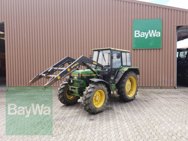 Traktor du type John Deere 2040, Gebrauchtmaschine en Manching (Photo 1)