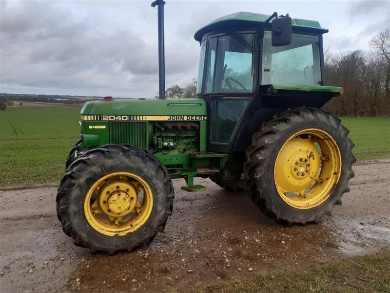 Traktor typu John Deere 2040S 40 kmt. og bremseventil, Gebrauchtmaschine w Skive (Zdjęcie 1)