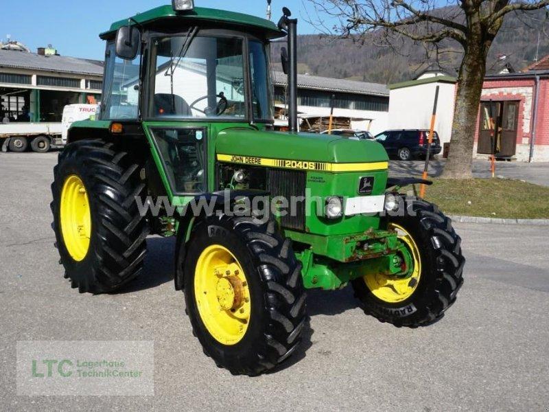 Traktor des Typs John Deere 2040S, Gebrauchtmaschine in Kirchdorf (Bild 1)