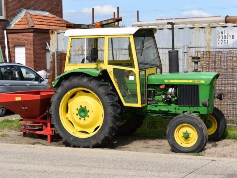 Traktor типа John Deere 2120, Gebrauchtmaschine в Antwerpen (Фотография 1)