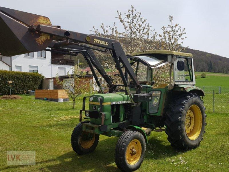 Traktor des Typs John Deere 2130 LS, Gebrauchtmaschine in Weißenburg (Bild 1)