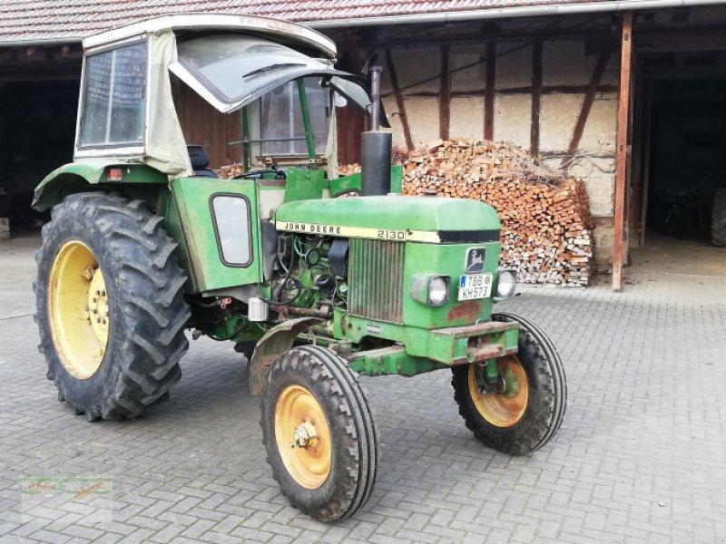 Traktor des Typs John Deere 2130, Gebrauchtmaschine in Bad Mergentheim (Bild 2)