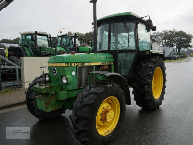 Traktor des Typs John Deere 2140 Allrad SG2, Gebrauchtmaschine in Borken (Bild 1)