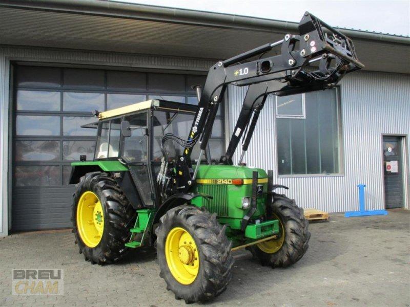Traktor des Typs John Deere 2140 AS, Gebrauchtmaschine in Cham (Bild 1)