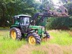 Traktor des Typs John Deere 2140 Frontlader+Druckluft in Kutenholz
