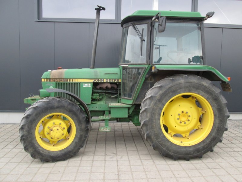 Traktor of the type John Deere 2140 SG II, Gebrauchtmaschine in Wülfershausen an der Saale (Picture 1)