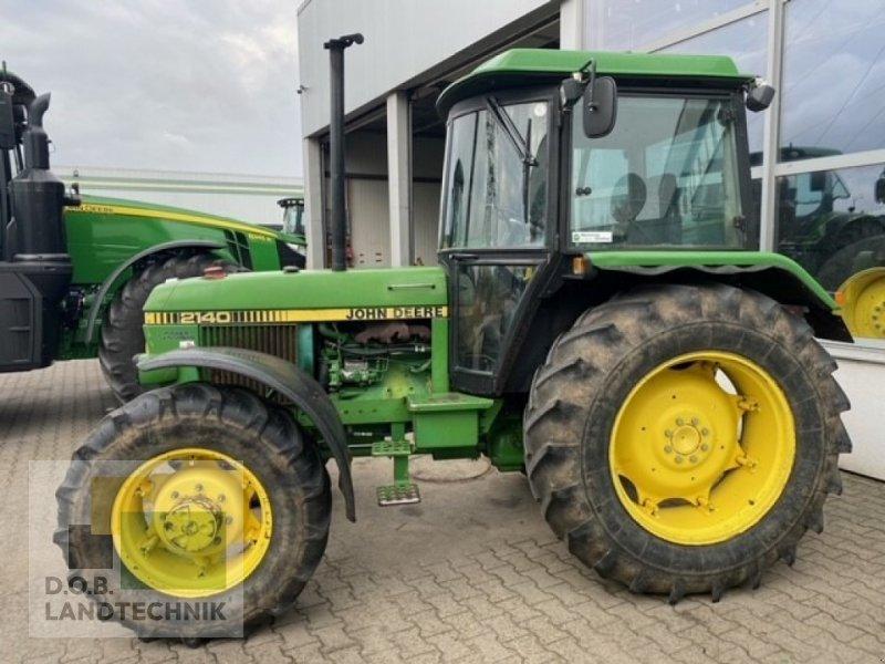 Traktor des Typs John Deere 2140, Gebrauchtmaschine in Regensburg (Bild 1)