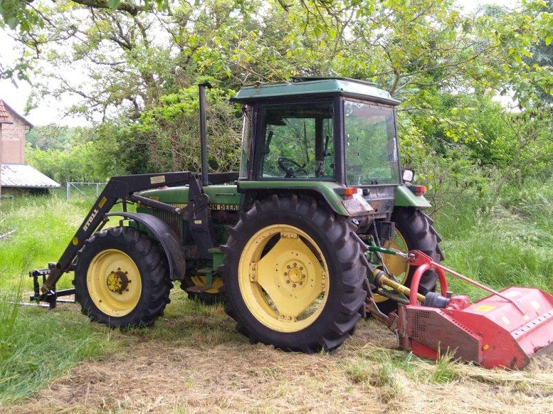 Traktor типа John Deere 2140, Gebrauchtmaschine в Grumbach (Фотография 1)