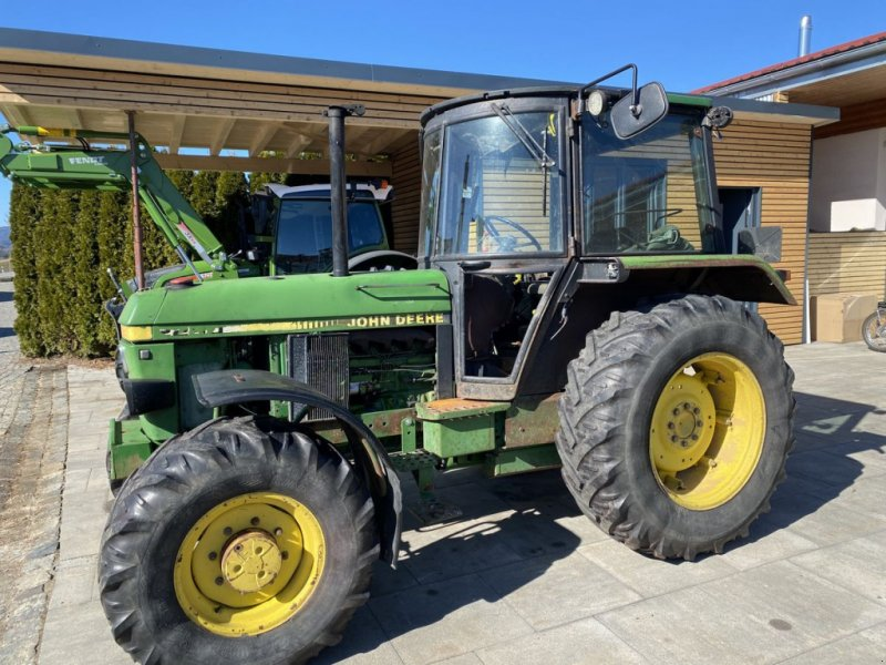 Traktor des Typs John Deere 2250 A SG 2, Gebrauchtmaschine in Saldenburg (Bild 1)
