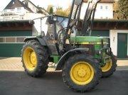 John Deere 2250 wie 2650 2850 Allrad Frontlader Druckluft 40km/h TÜV Ciągnik